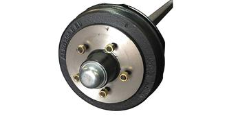 60mm RND Axle @ __mm T/T - 12