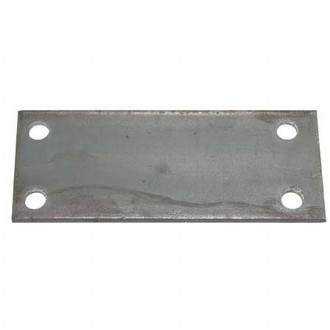 4 HOLE COUPLING  PLATE RECTANGULAR