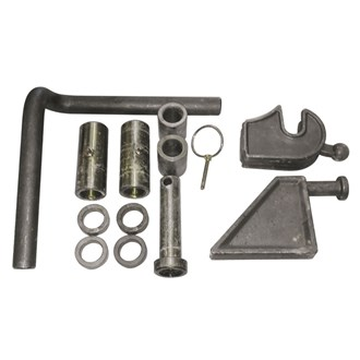 Truck Tail Gate Hinge Kit - Horizontal and Vertical Swing