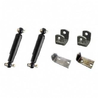 Al-ko Shock Absorbers incl Bolts - Pair - Incl Hangers