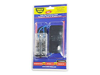 Breakaway Switch Clear Case [Supplied with Rubber Boot]