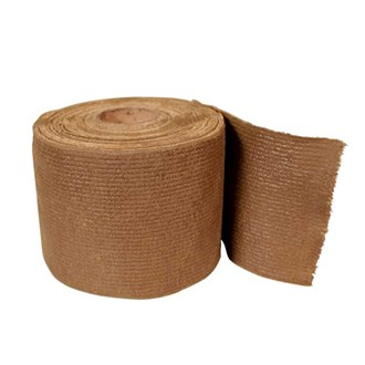 Denso Tape (50mm x 10mtr Roll) - Petrolatum coated wrap [max. temp 55 C]: Application - apply to surface without stretching, and overlap 55% for best result
