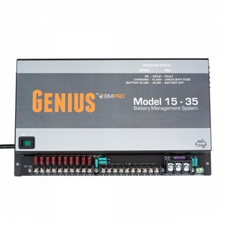 GENIUS-11-A RV Power Supply BMPRO (15-35)