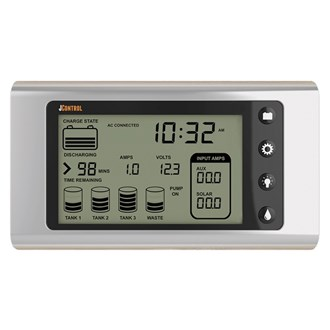 JControl Battery Monitor Display Unit BMPRO