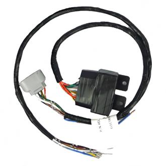 HOLDEN COLORADO RC UTE & CAB CHASSIS 3/08 - 5/12 With Relays - PLUG AND PLAY WIRING HARNESS